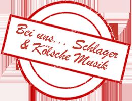 Kulisse Köln: Bei Kölscher Musik, Schlager und einer weiten Bandbreite internationaler Musik ist hier Party angesagt.